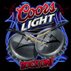Coors Light Drums T-Shirt