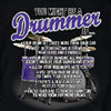 You Might Be a Drummer T-shirt