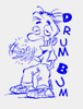 Drum Bum Tshirt